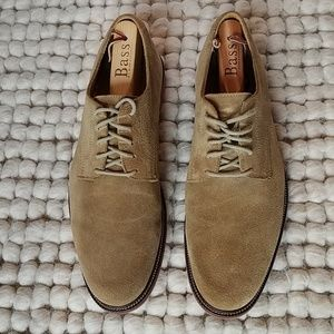 564a60d2702 Nordstrom 1901 Men s Suede Leather Shoes